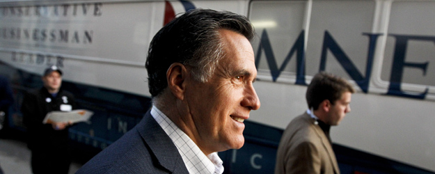 Romney Edges Gingrich, 27% to 23%, for National GOP Lead