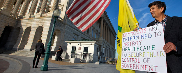 Tea Party Favorability Falls to Lowest Yet