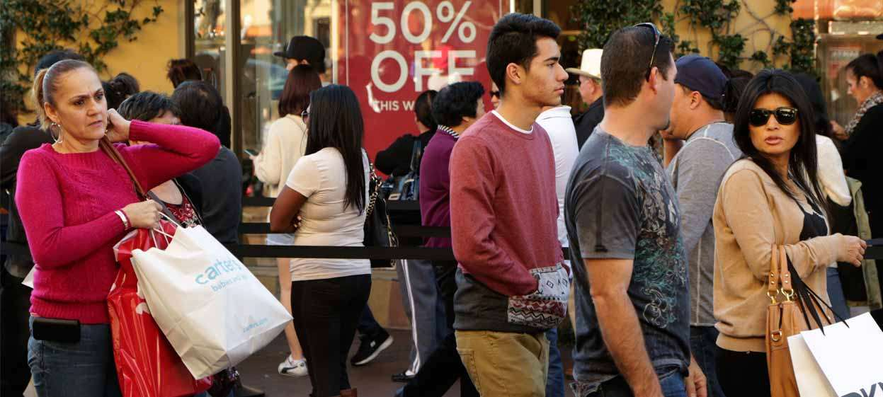 U.S. Consumer Spending Strong, Mostly Unchanged in December