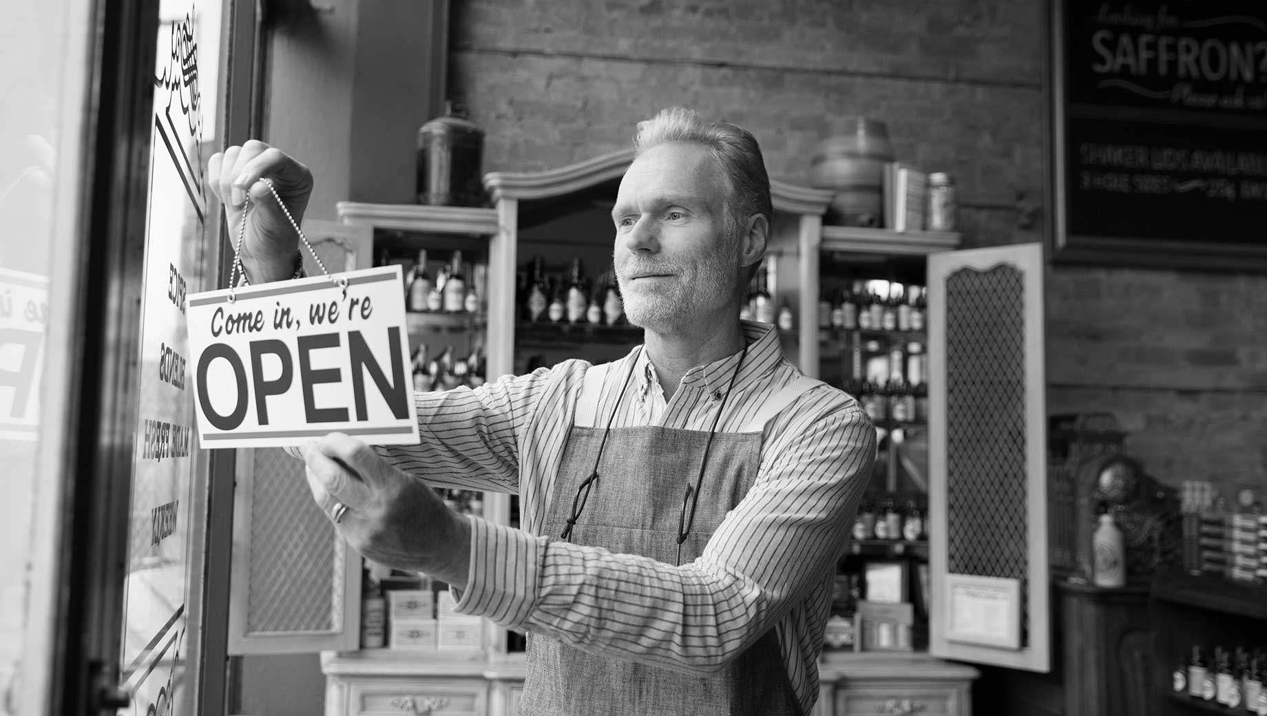 Small-Business Owner Optimism Strong Amid Economic Concerns