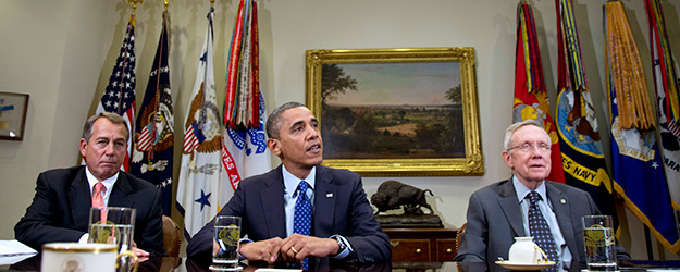 Obama Rated Best for Handling Fiscal Cliff Negotiations