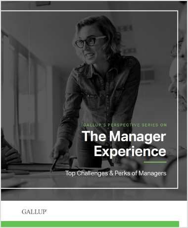 The Manager Experience: Top Challenges & Perks