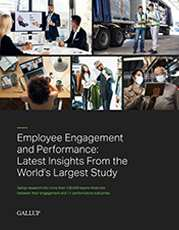 Get Gallup's Latest Insights on Employee Engagement