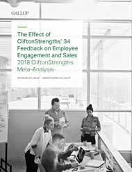 CliftonStrengths: Why You Need All 34