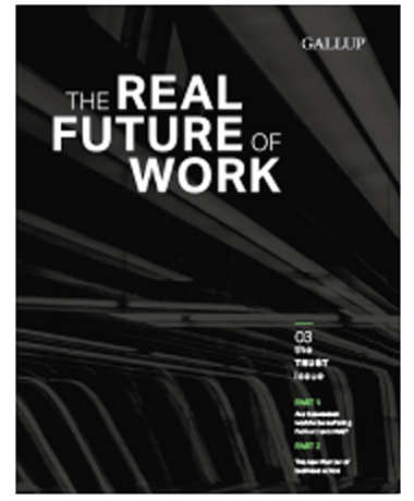 The Real Future of Work: The Trust Issue