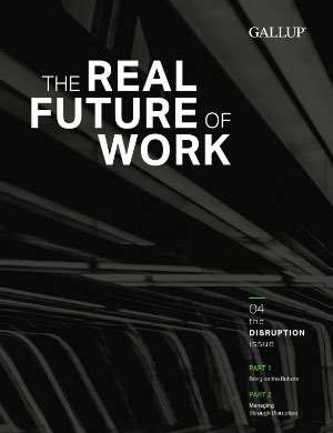 The Real Future of Work: The Disruption Issue