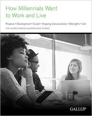 How Millennials Want to Work and Live