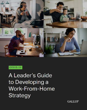 COVID-19: A Leader's Guide to Developing a Work-From-Home Strategy