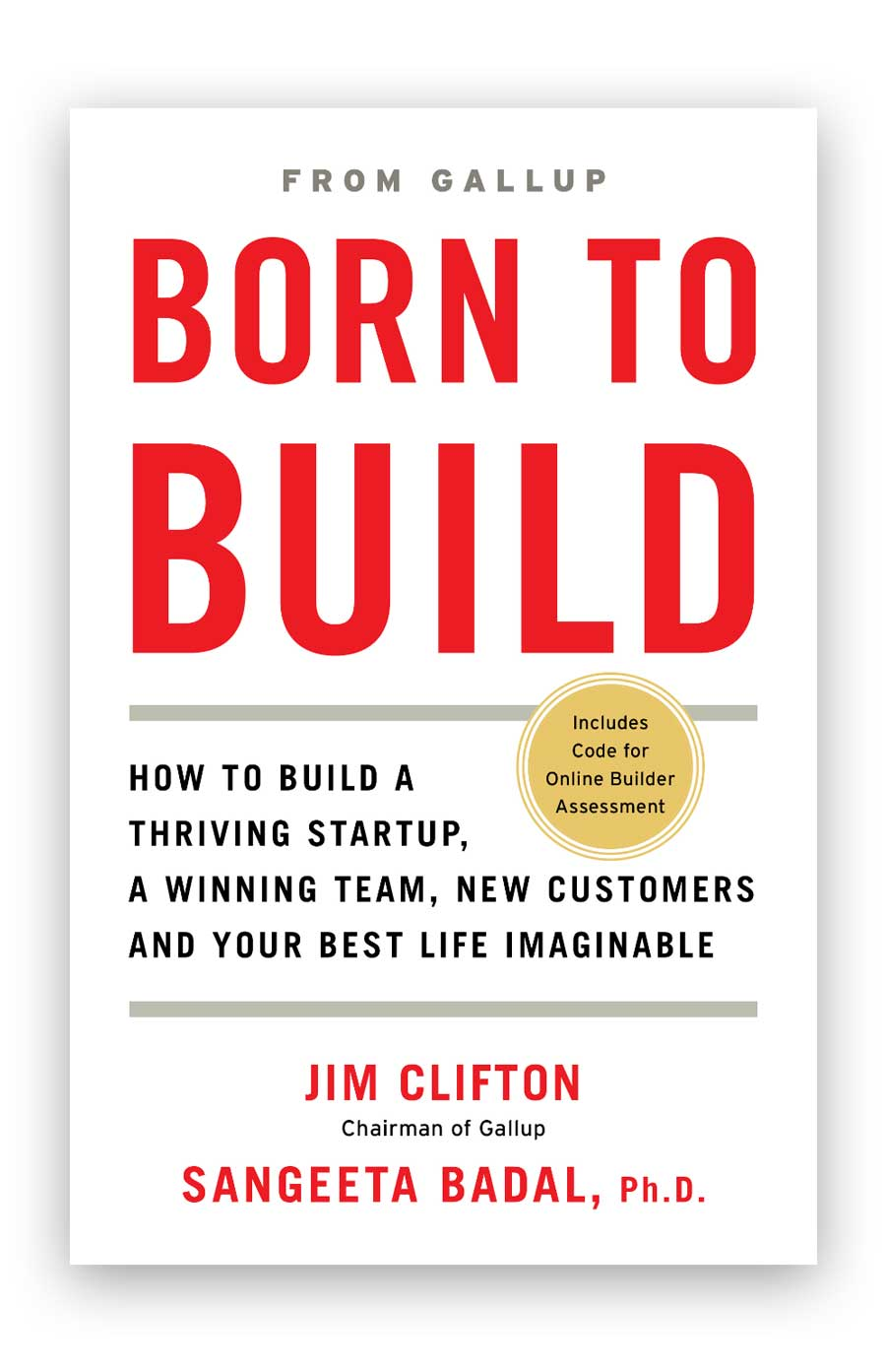 Born to Build Book