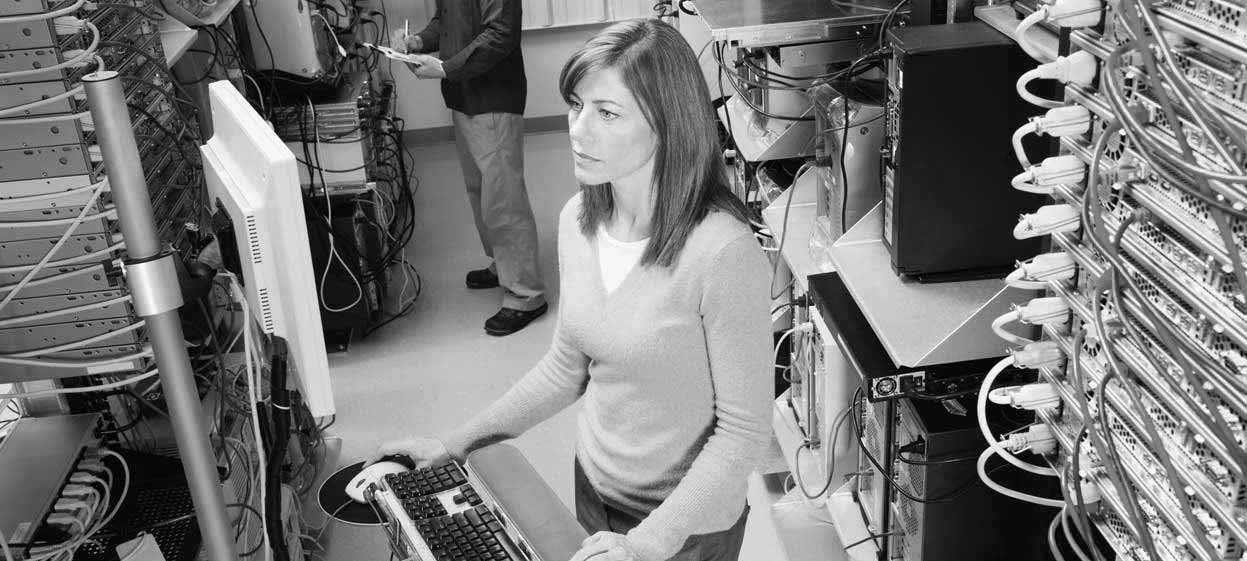 Being a Female Leader in the Male-Dominated Field of Technology
