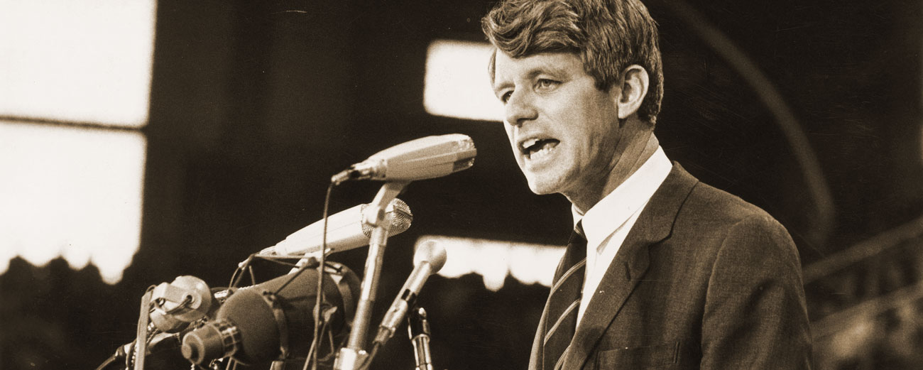 Gallup Vault: A Look Back at Robert Kennedy