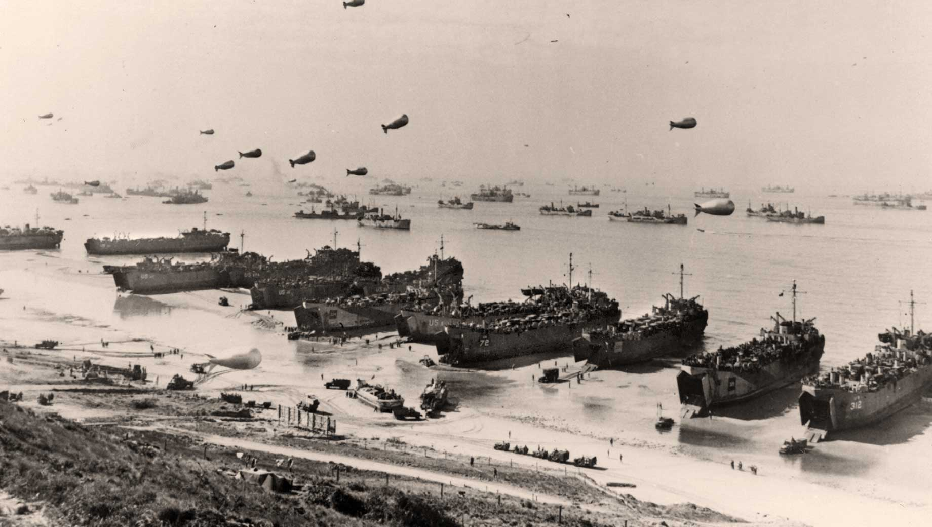 Gallup Vault: Americans' Sentiments Toward D-Day