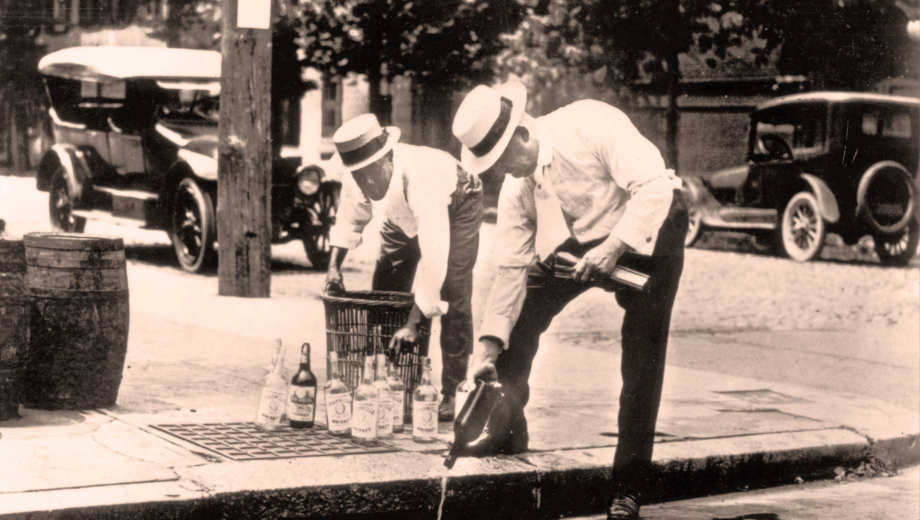 Gallup Vault: Little Thirst for Restoring Prohibition in 1930s