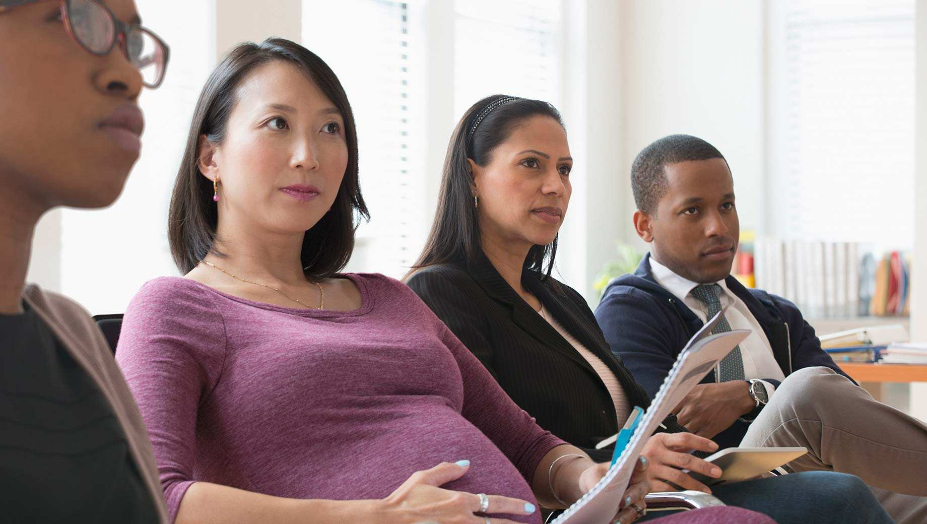 Sustain a Work Culture That Works for New Moms