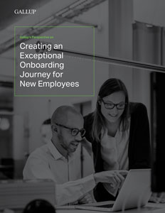 Creating an Exceptional Onboarding Journey for Your New Employees