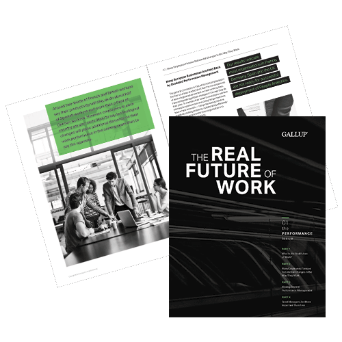The Real Future of Work Magazine