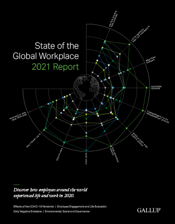 2021 State of the Global Workplace Report