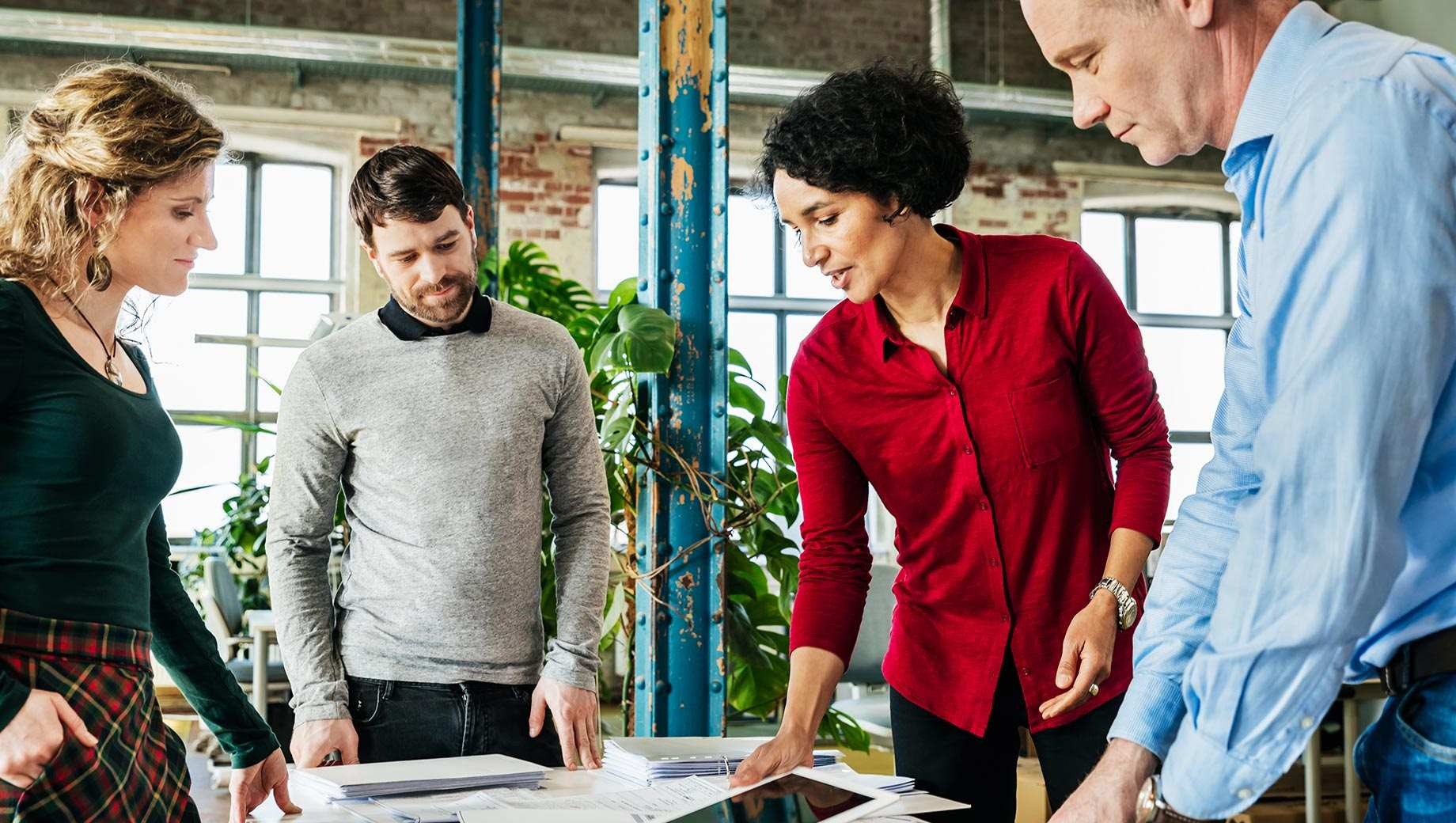 Why Managers Are Central to an Agile Culture