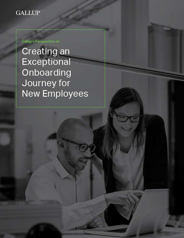 Exceptional onboarding important for employment brand