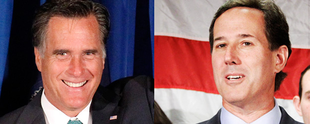 Romney 42%, Santorum 24% as Santorum Exits