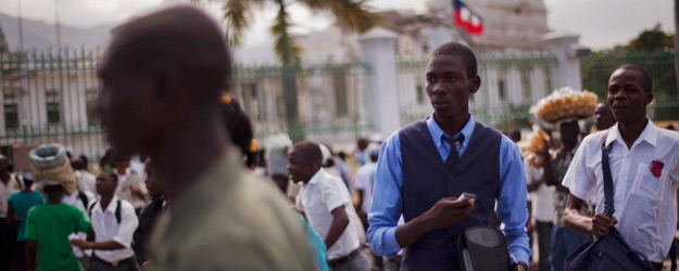 Haitians' Confidence in Government Rebounds