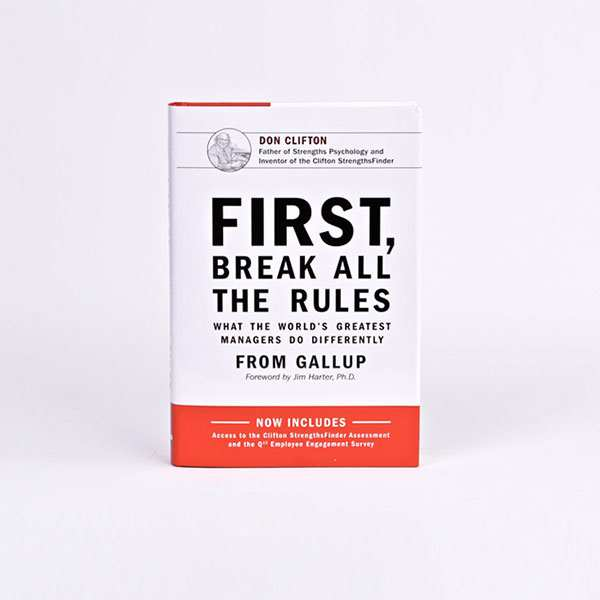first break all the rules what