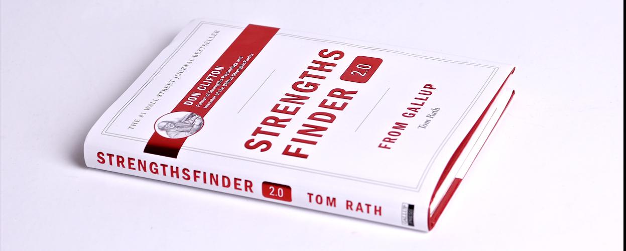 Buy 'StrengthsFinder 2.0' by Tom Rath