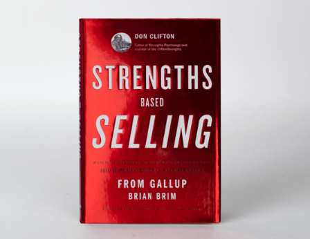 Strengths Based Selling book cover
