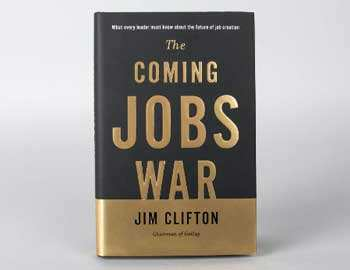 The Coming Jobs War book cover