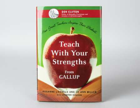 Teach With Your Strengths book cover
