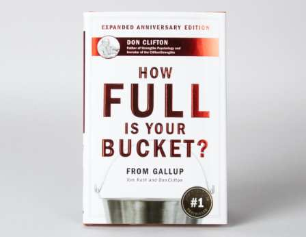 How Full Is Your Bucket? book cover