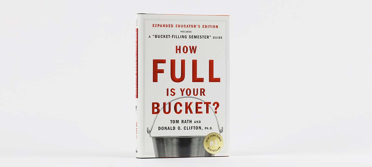 How Full Is Your Bucket? -- Educator's  Edition