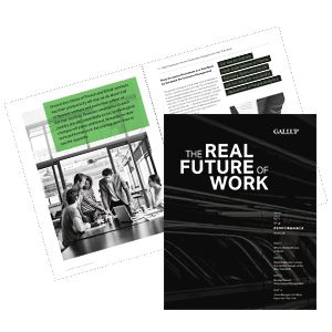 Future of Work report cover