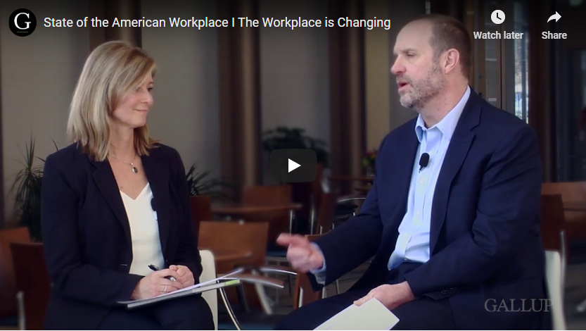 Play video: State of the American Workplace